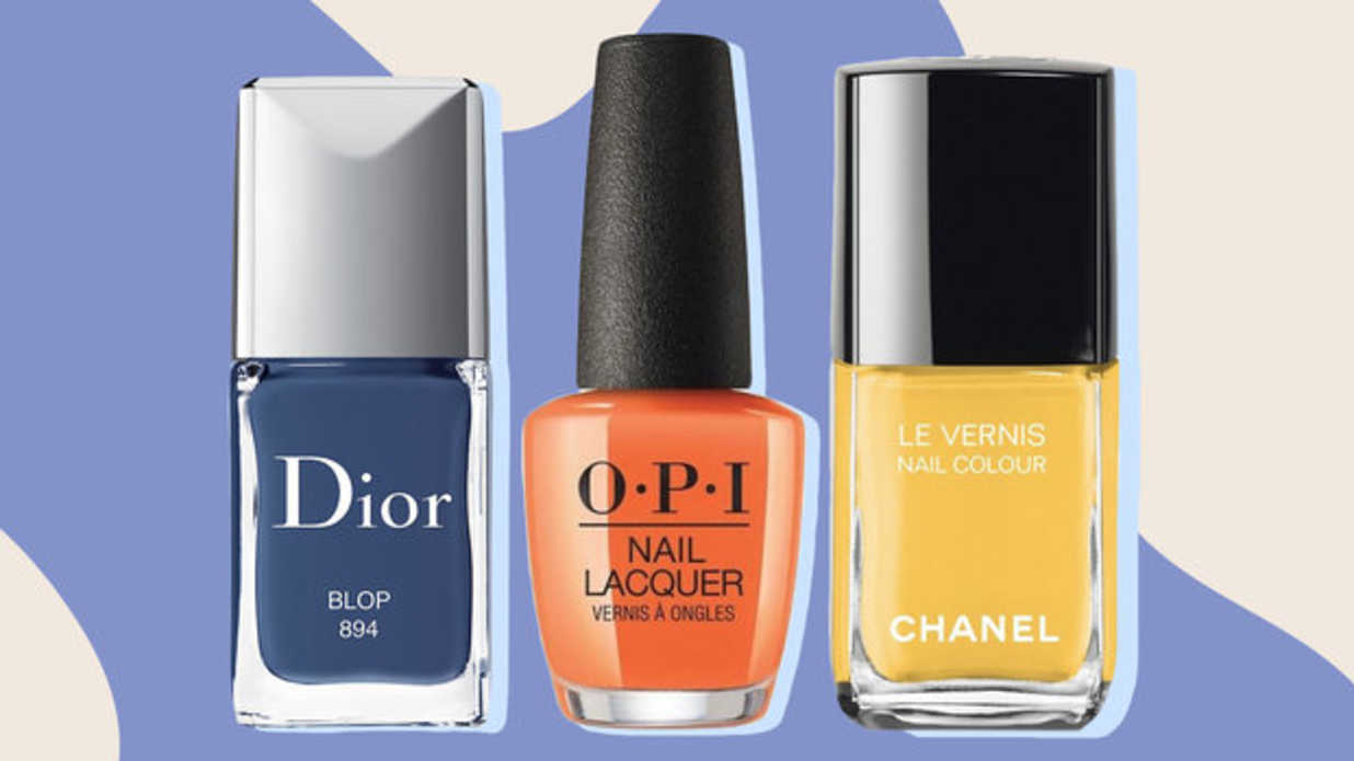 The Best Nail Polish Colors for Summer 2018