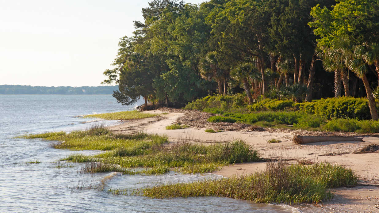 The South's Most Under-the-Radar Beaches