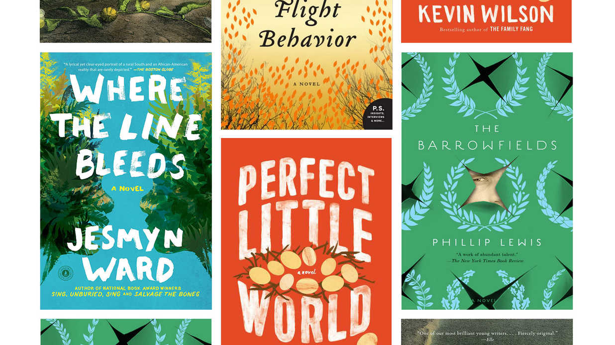 10 Books by Southern Writers We Bet You Haven't Read Yet