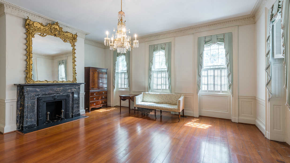 For Sale Alert: This Historic and Beautiful Charleston Home Is on the Market for $1.95 Million