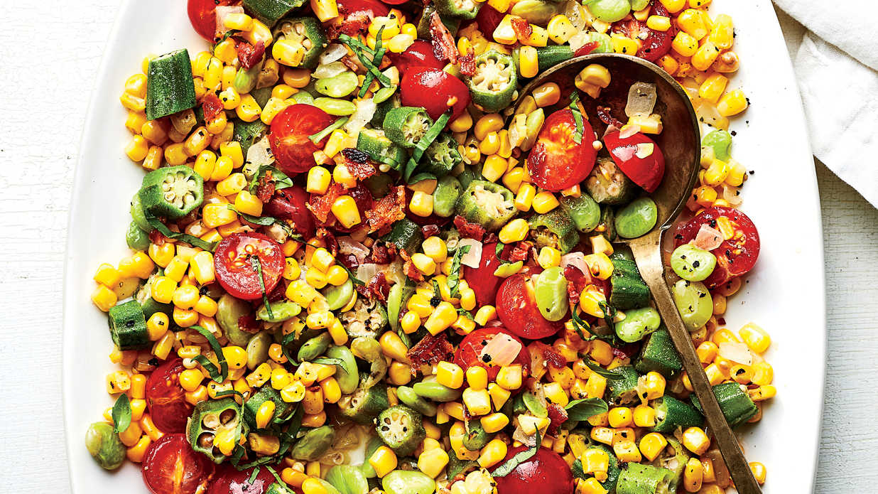 Fast and Fabulous Recipes That'll Help You Savor Summertime—While It Lasts!