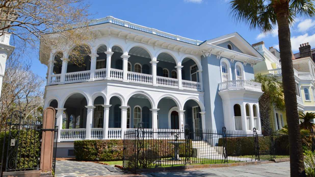 This Grand Charleston Home Comes With an Equally Grand Price Tag