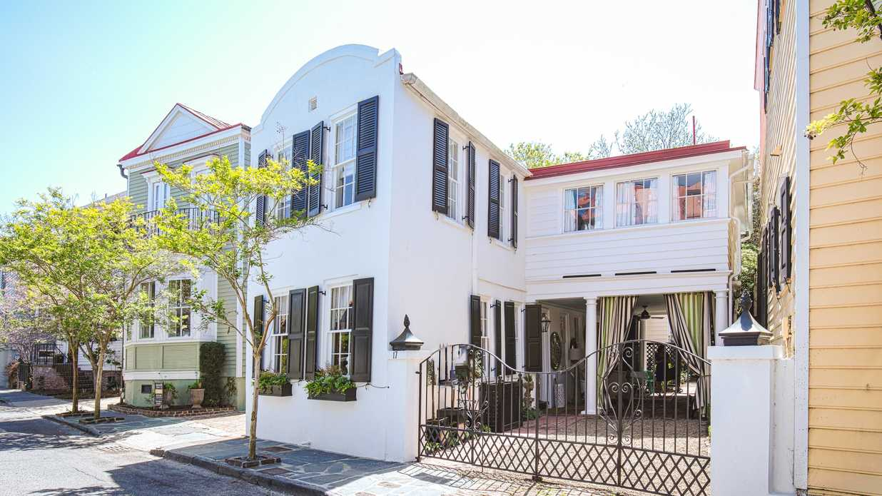 This Historically Significant Property in Downtown Charleston Is on the Market for $2.5 Million