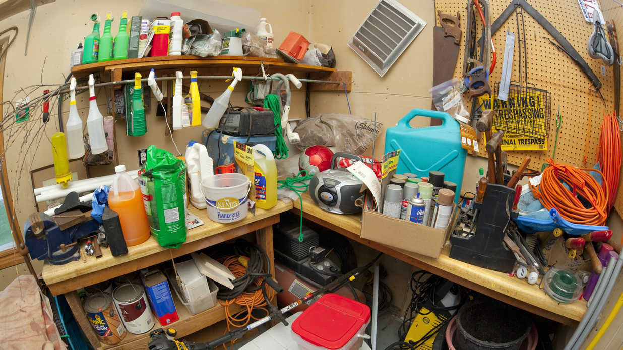 Never Store These Items In Your Attic, Garage, or Basement