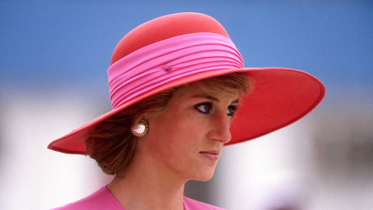 Princess Diana's 5 Iconic Hat Styles