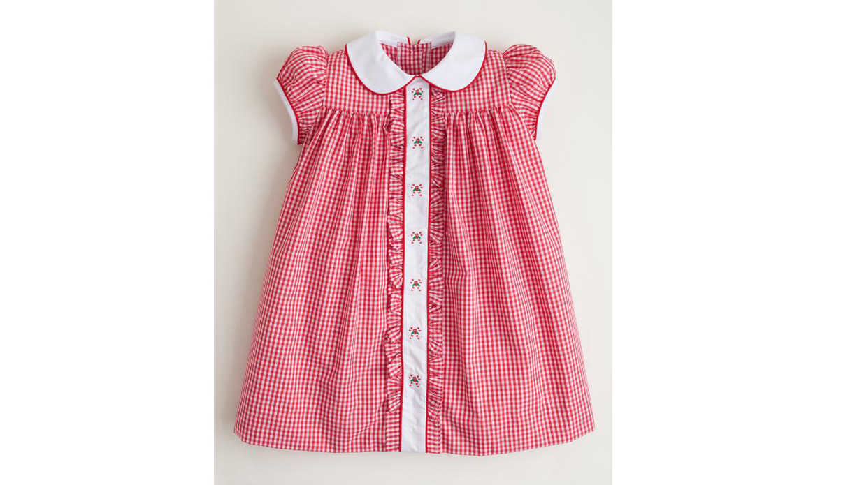 Our Favorite Christmas Dresses for Little Girls