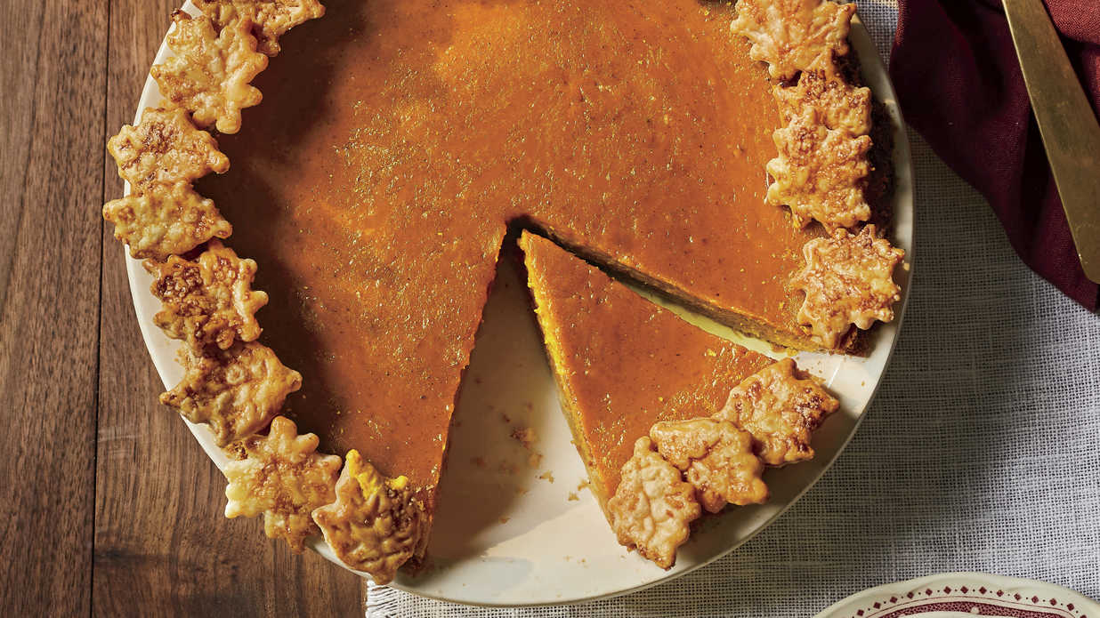 Southern Pumpkin Pie Recipe