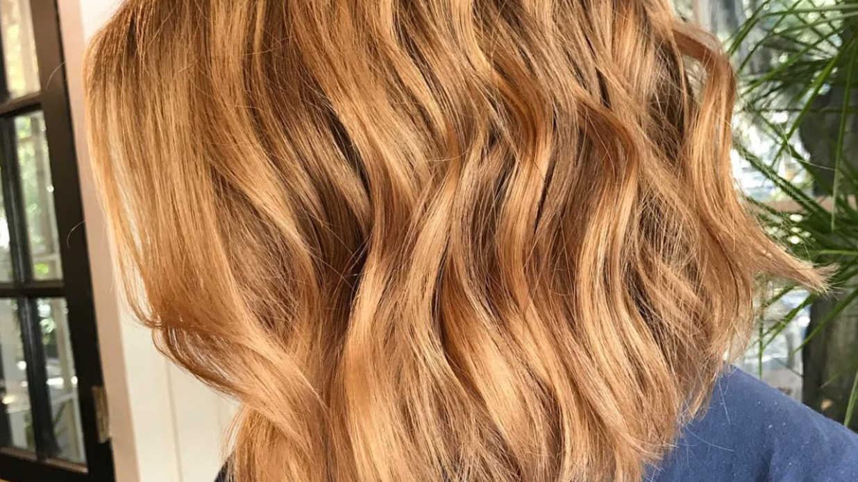 Beautiful Strawberry Blonde Hair Color Ideas