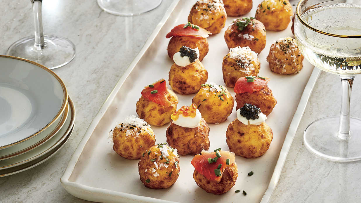 33 Party-Perfect Potato Appetizers