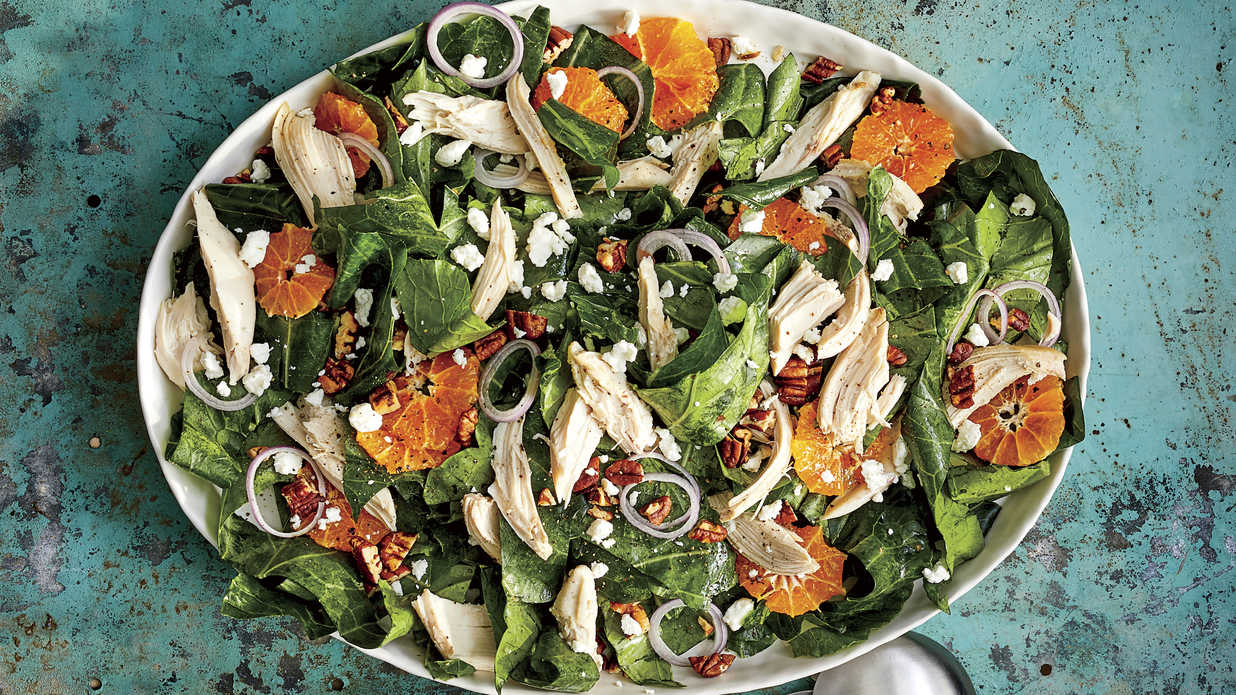 16 Healthy and Hearty Winter Salad Recipes