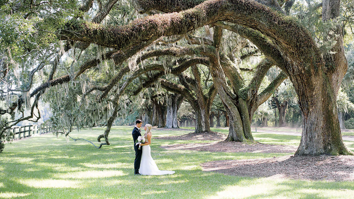 The South's Best Wedding Venues by State