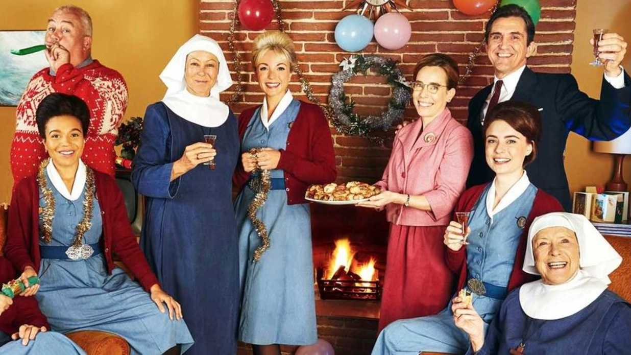 Call The Midwife Christmas Special.Call The Midwife Season 8 Premiere Set For Spring 2019