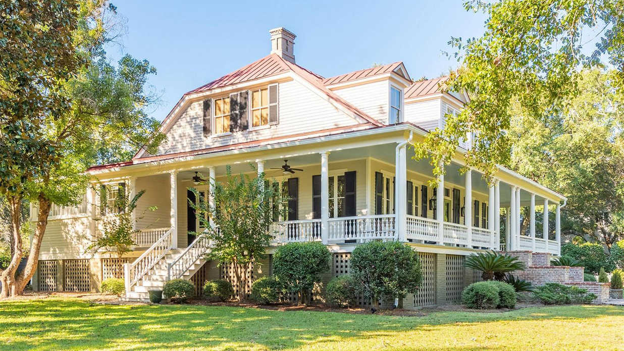 This Historic South Carolina Home Could Be Yours—For $1.25 Million
