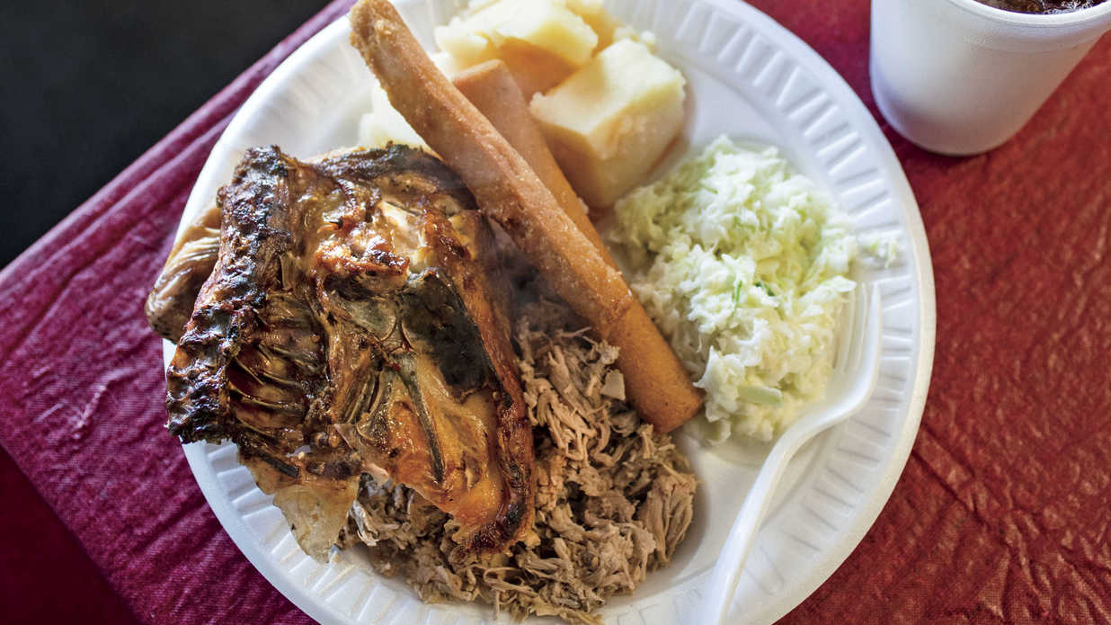 The South's Best BBQ Joints 2019