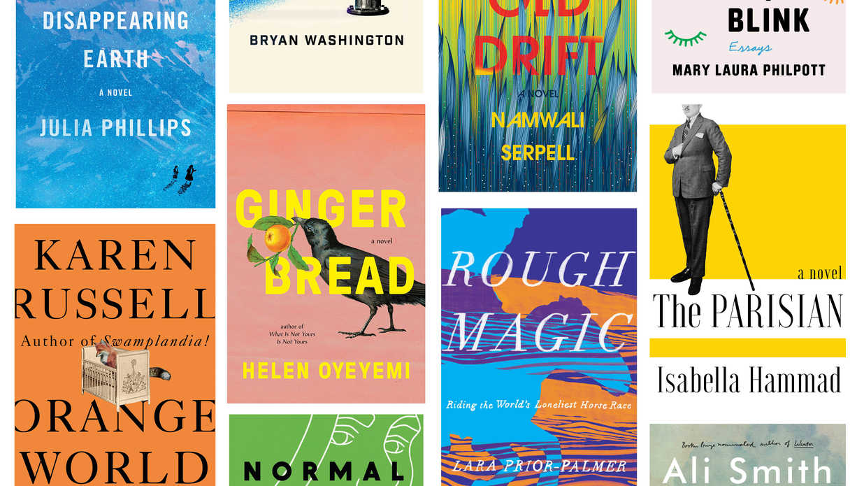 The Best New Books Coming Out Spring 2019