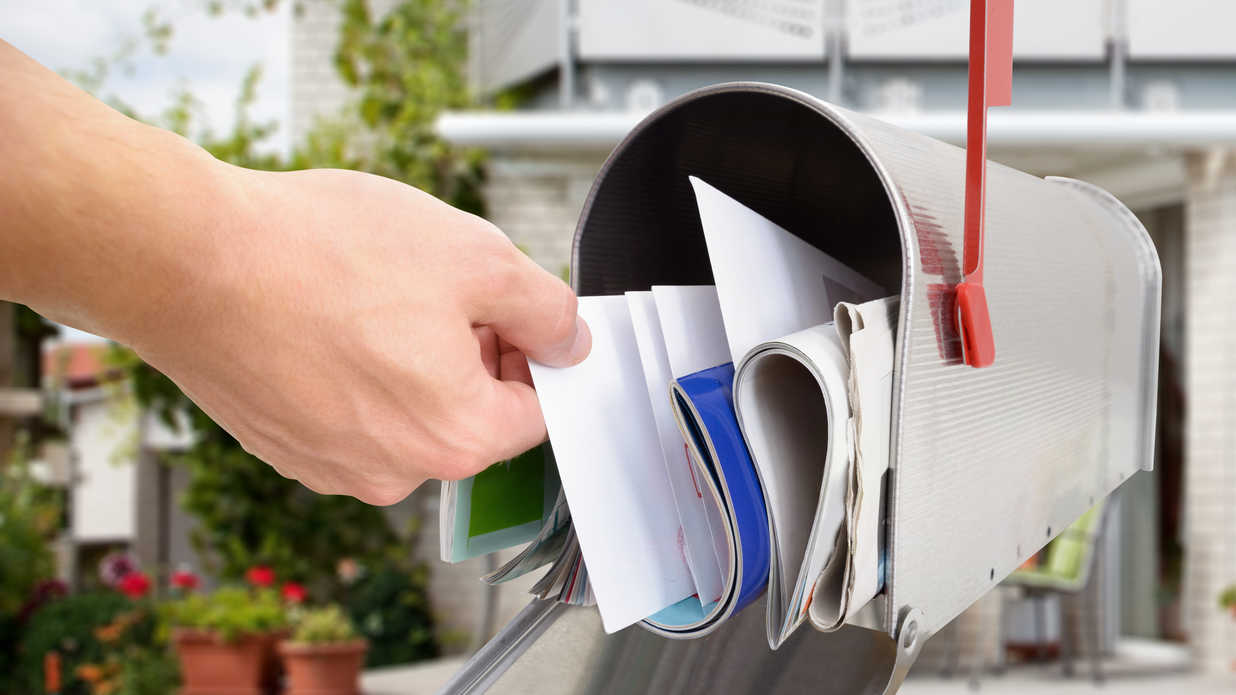 WATCH: How to Stop Junk Mail for Good