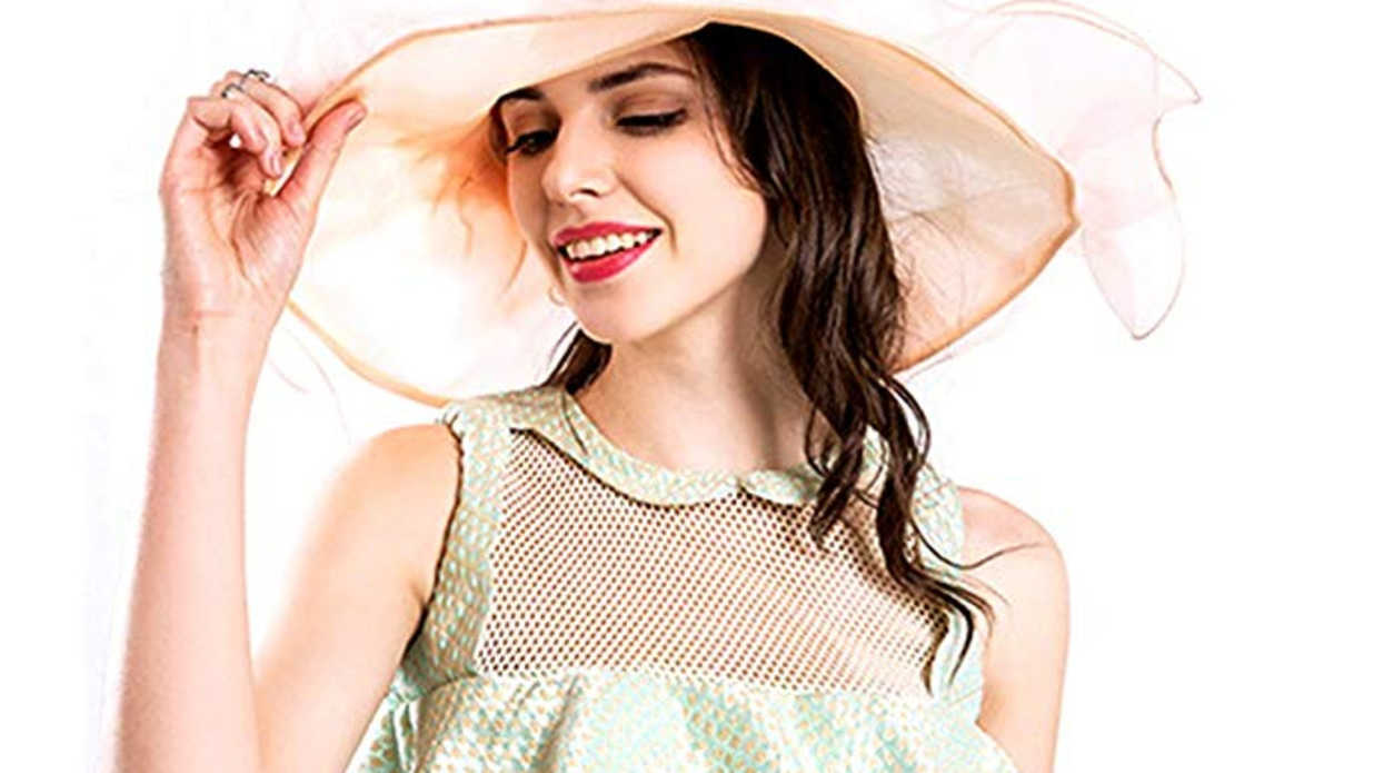 129d5e3dcd1 Beautiful Easter Hats That ll Complete Your Holiday Outfit - Southern Living