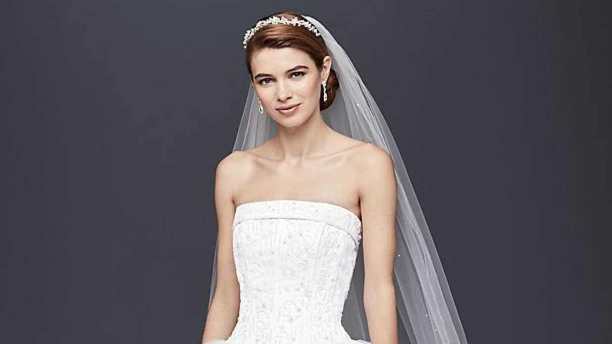 10 Princess Ball Gown Wedding Dresses You'll Love