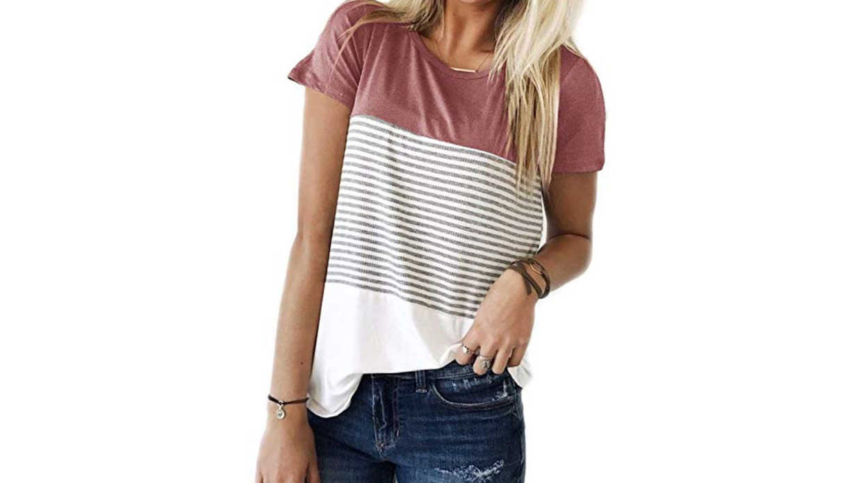 Cute Spring Tops You Can Buy on Amazon