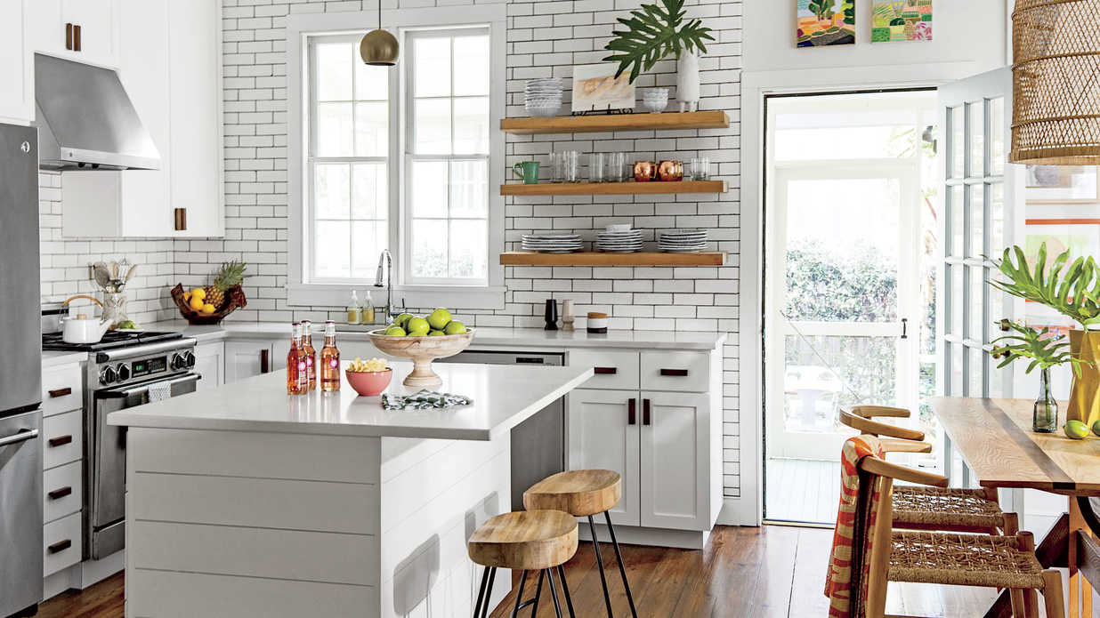 The Top 5 Kitchen Layouts