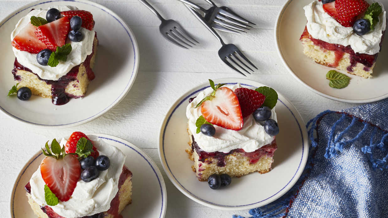 13x9 Recipes for Celebrating the 4th of July