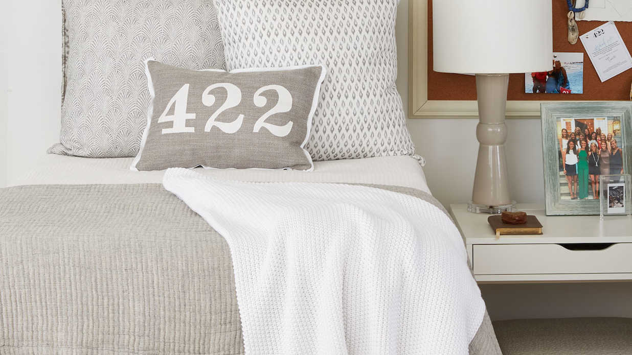 The Best Headboards for Dorm Rooms