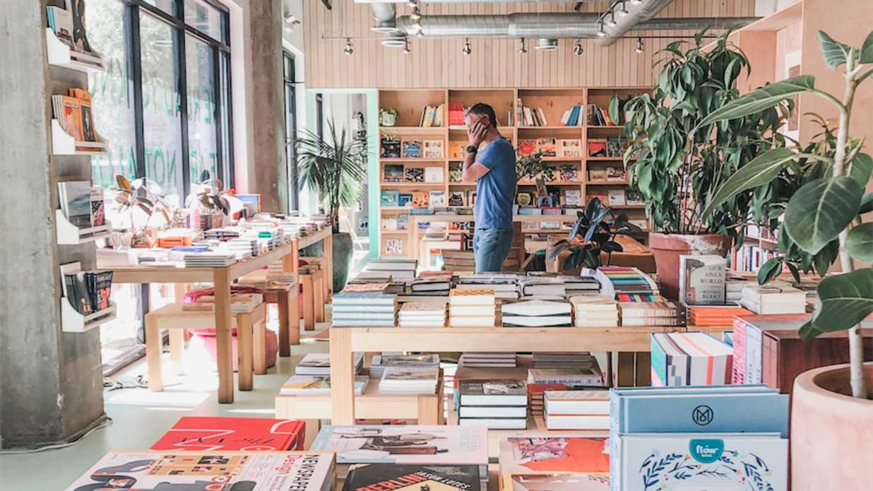 The South's Best Bookstores