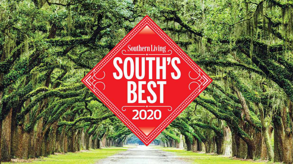 Cast Your Vote for the South's Best 2020