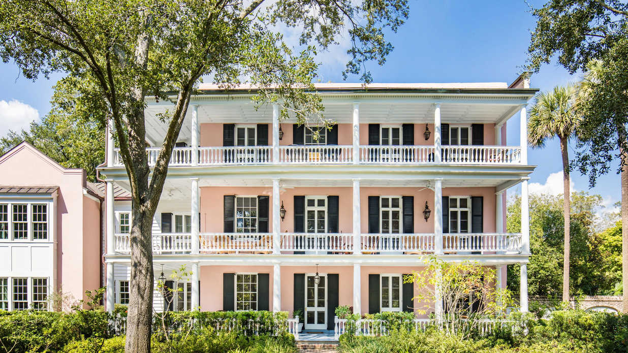 This Jaw-Dropping Charleston Home Could Be Your Own Piece of Paradise