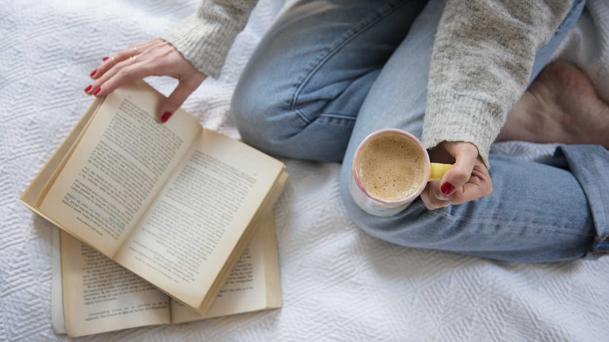 The Best Books To Read During Hard Times