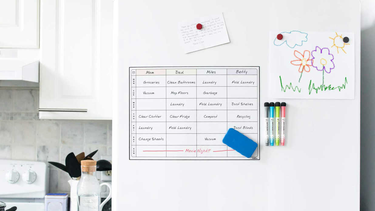 Family Calendars to Help You Stay Organized During a Busy School Year