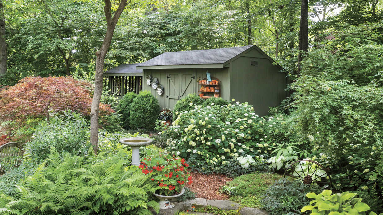 7 Tips for Planting a Great Garden in the Shade