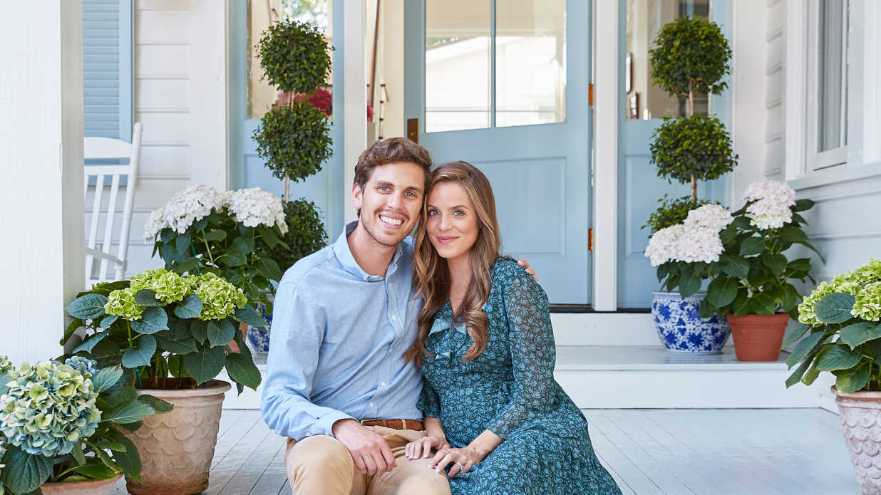 See Inside Julia Engel's Charming Charleston Home