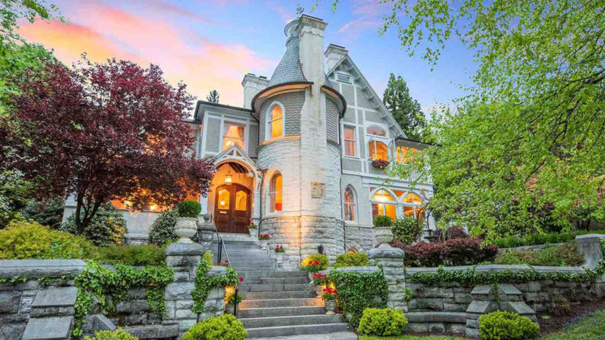 This Just-Listed Virginia Home Will Make You Feel Like You're in a Fairytale