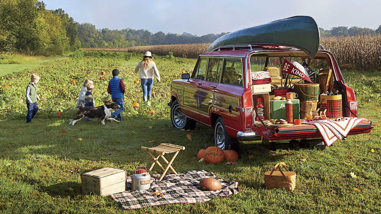 How to Host a Fall Tailgate Like a Southerner