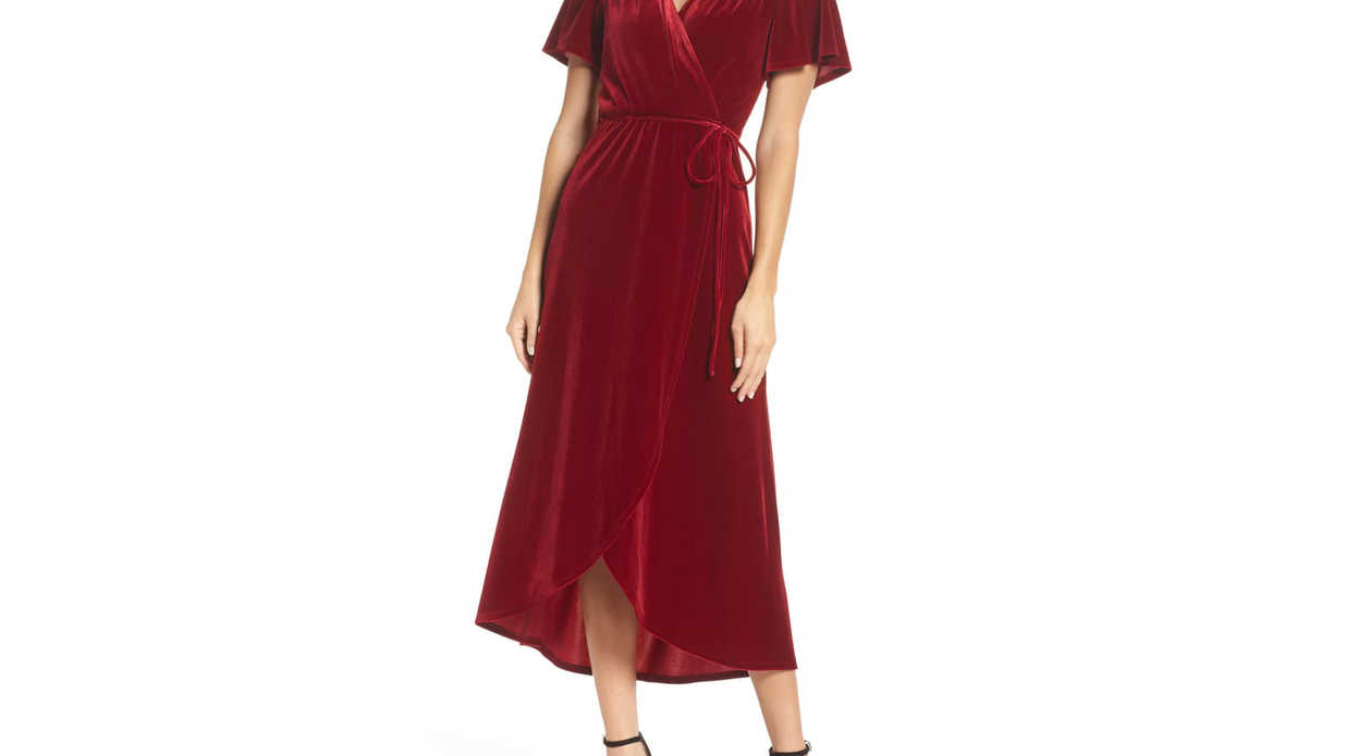 Gorgeous Winter Wedding Guest Dresses To Buy Now