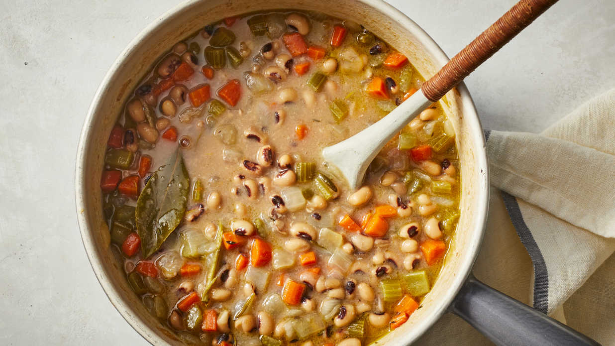 Easy Black-Eyed Peas
