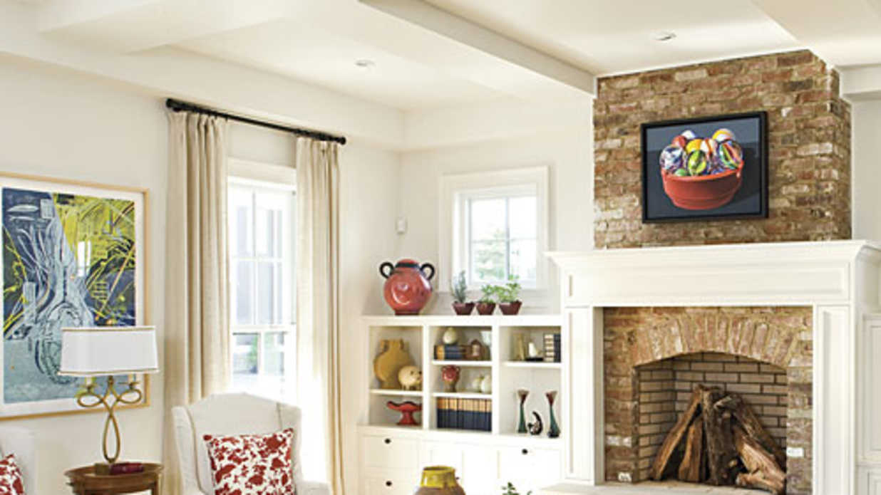 Style Guide- Living Room and Home Office Lighting - Southern Living