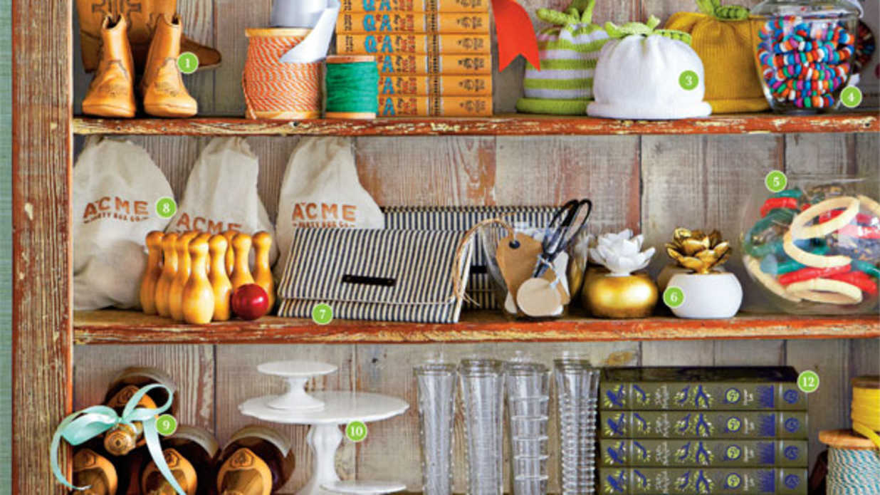 Why Every Southerner Should Have a Well-Stocked Gift Closet