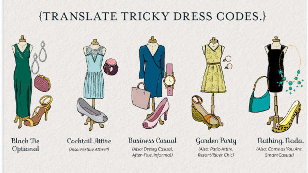 Southern Charm Tip #132: Translate Tricky Dress Codes - Southern Living
