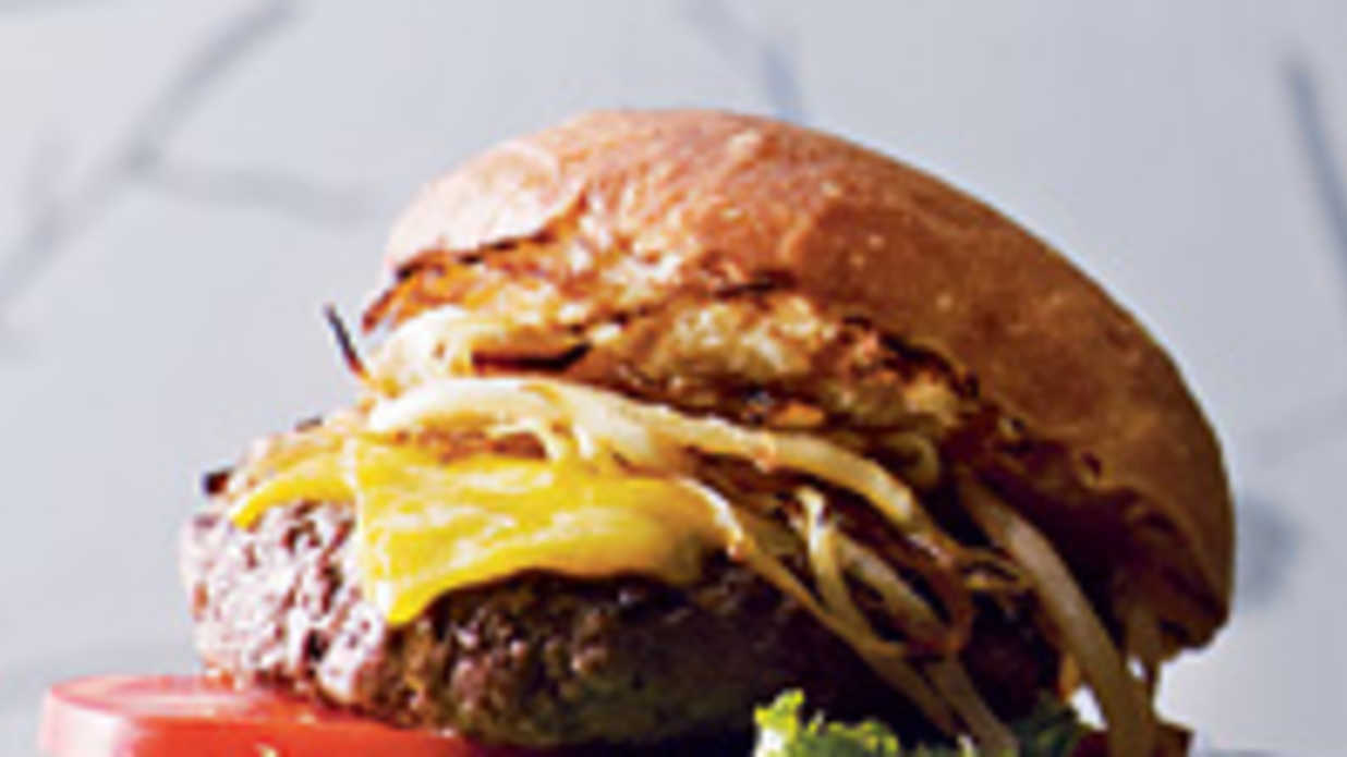The Best Burgers in the United States