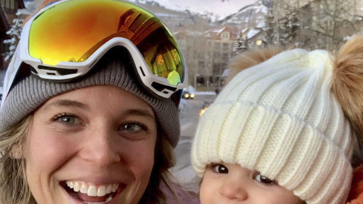 See Thomas Rhett and Lauren Akins' Family Vacation, Where 3-Year-Old Willa Gray Learned to Ski