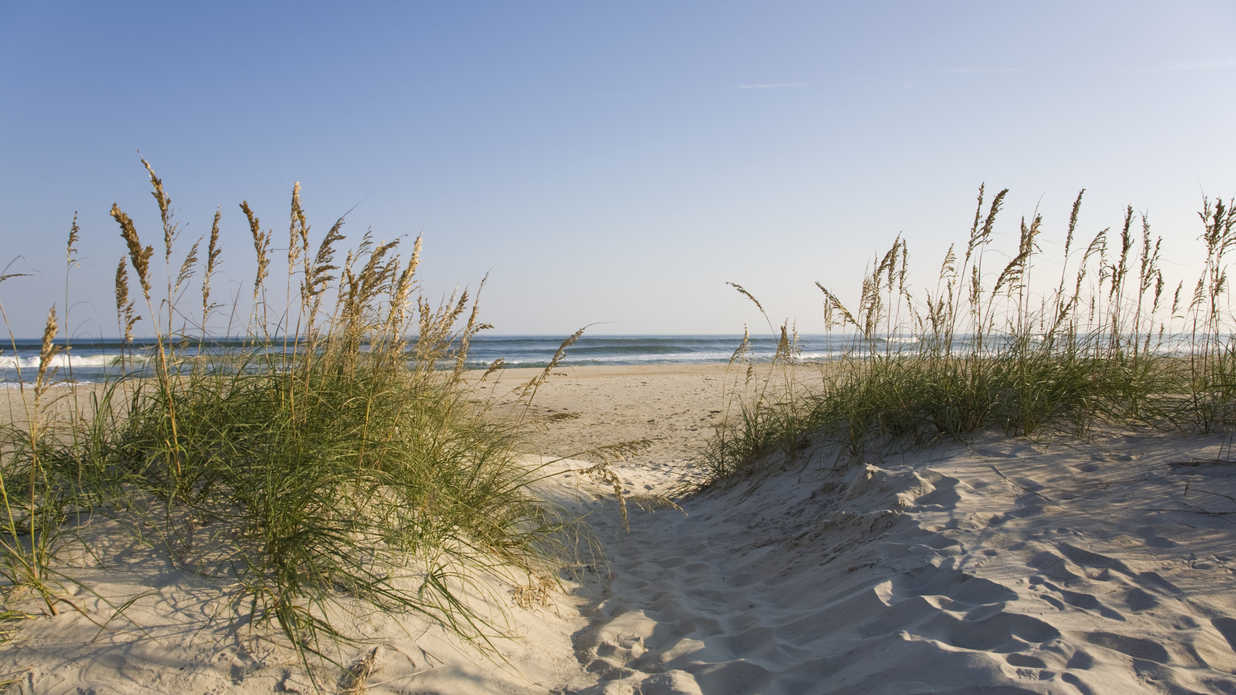 The Best Beaches in North Carolina