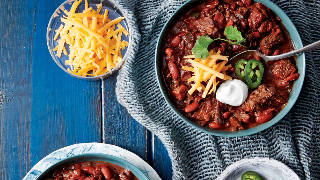 40 Game-Changing Chili Recipes