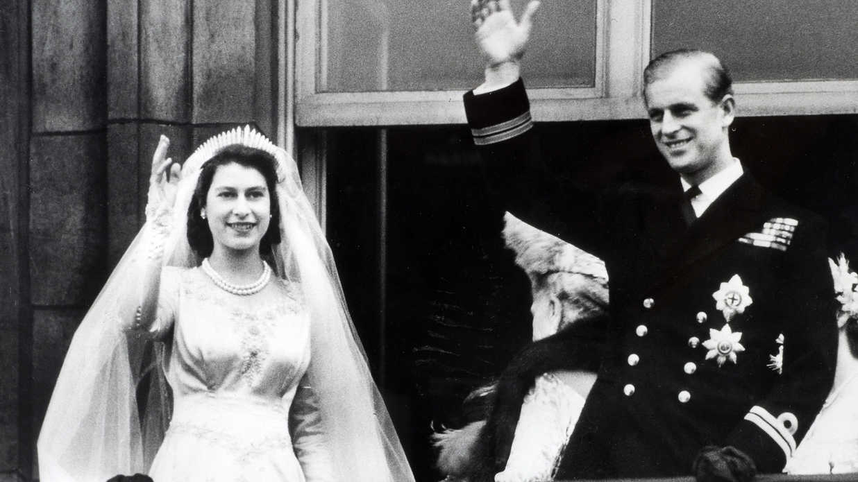Happy 71st Anniversary, Queen Elizabeth and Prince Philip! See the Royal Couple Through the Years