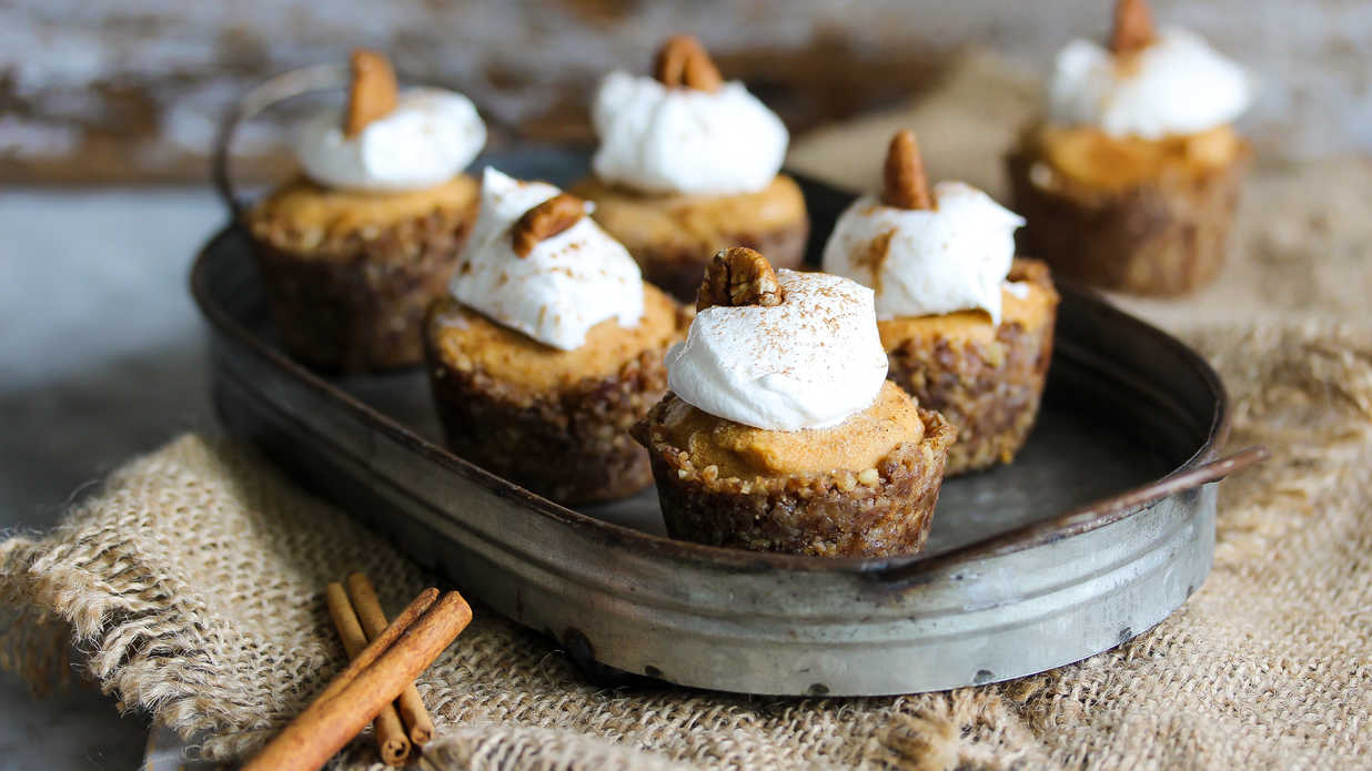 Mini Pumpkin Spice Bites Recipe