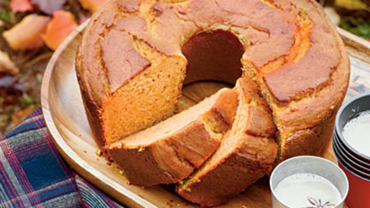 Sweet Potato Pound Cake Recipe