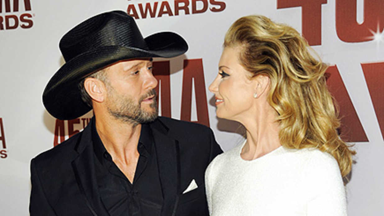 Country Music Couples Married the Longest