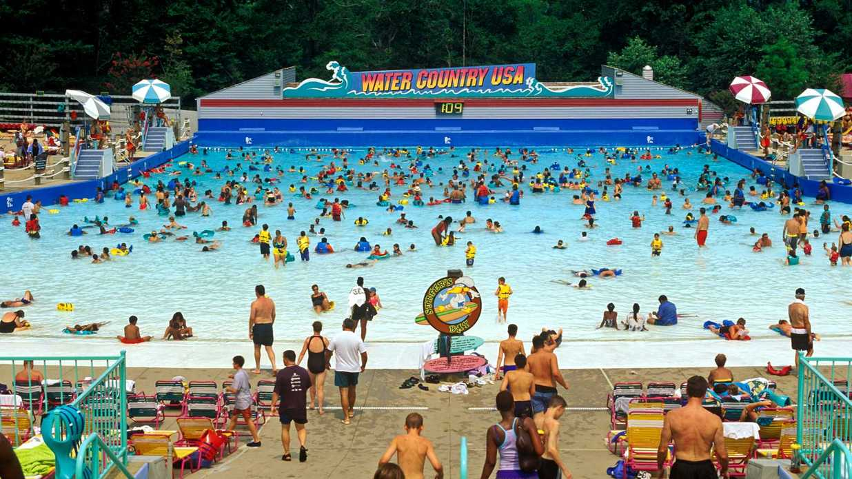 The Southern Waterparks You'll Want to Cool Off at This Summer