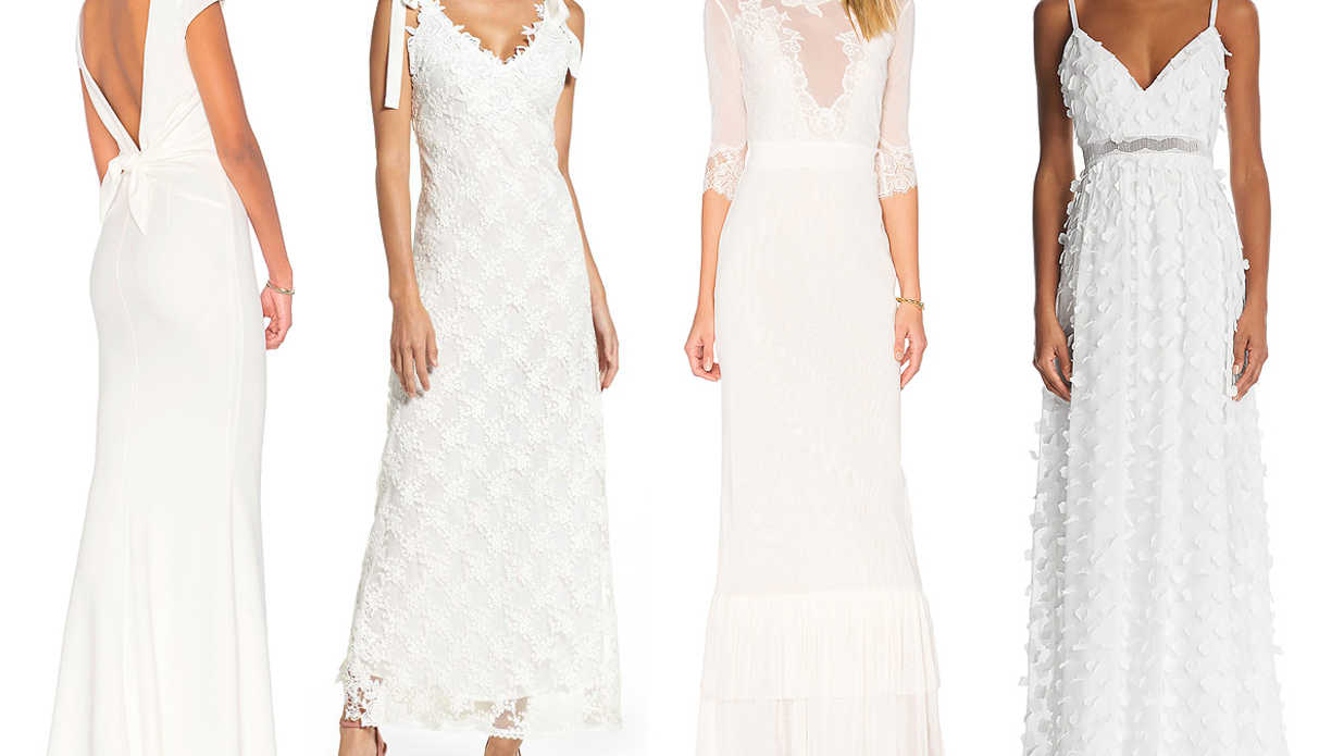 20 of the Dreamiest Wedding Dresses Under $500